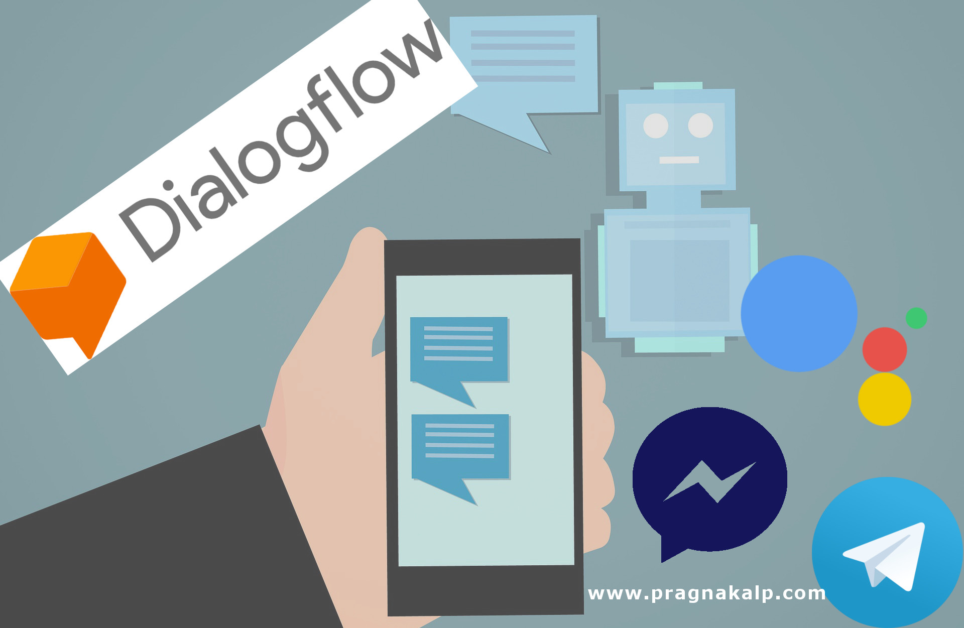 Dialogflow Fulfillment: Webhook Tutorial Using Python (Flask)