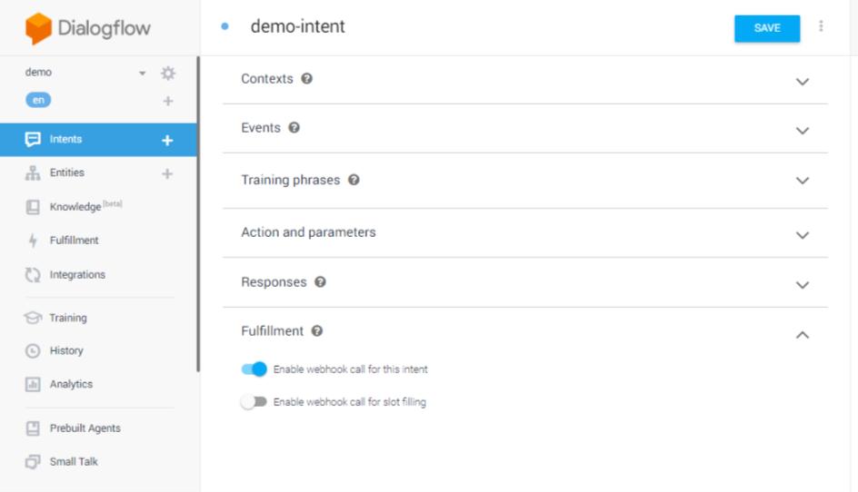 Dialogflow Fulfillment: Webhook Tutorial Using Python (Flask)