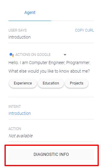 Dialogflow Tutorial – Build Resume Chatbot for Google