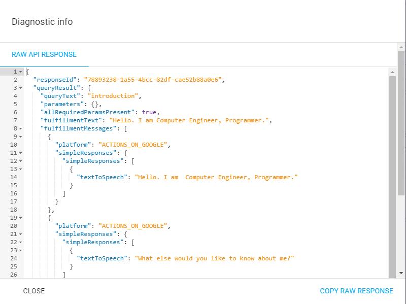 Dialogflow Tutorial – Build Resume Chatbot for Google Assistant (Part-2)