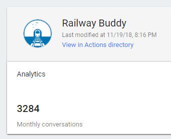 Railway Buddy