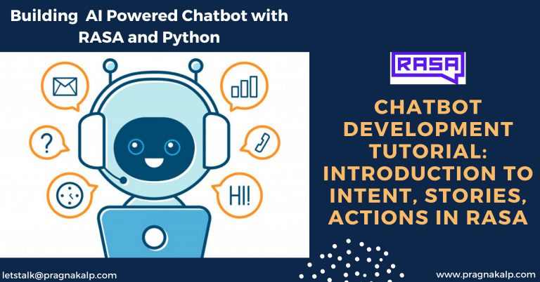 chatbot development tutorial rasa