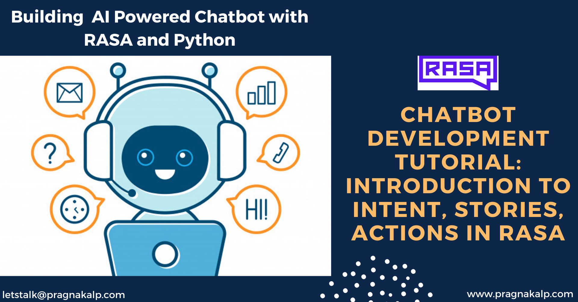 chatbot development tutorial rasa